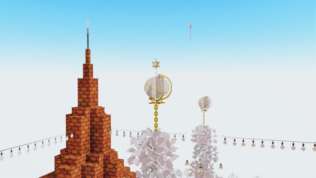 建物 屋上 ツリーのてっぺんの地球儀.png